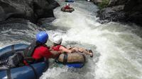 Tubing at Canyon River, Canopy, Horseback Ride and Hot Spring Combo Tour From Playa Hermosa