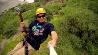 Full-Day Lunahuana Rafting and Canopy Tour from Lima
