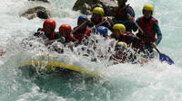 Soca River Rafting from Bovec
