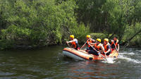 Terelj River Rafting Tour from Ulaanbaatar