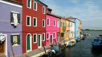 4-hour Motorboat Cruise to Venice Lagoon Islands Murano Burano and Torcello