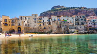 Full-Day Tour of Cefalu, Santo Stefano di Camastra and Corleone from Palerm