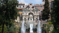 Self-Guided Round Trip of Tivoli and Villa dEste from Rome
