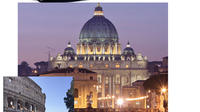 Fiumicino Airport Arrivals Private Transfer Free with private half day tour of Rome