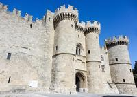 Independent Day Trip to Rhodes Island by Catamaran
