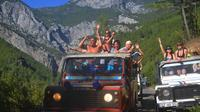 Jeep Safari Adventure in the mountains from Alanya
