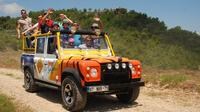 Jeep Safari: Saklikent Gorge, Ancient Tlos and Patara Beach with Lunch