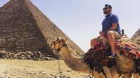 Half Day tour to the Pyramids and Sphinx Private or Small group tour