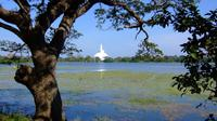 Full-Day Private Anuradhapura Sacred Places Tour from Colombo