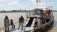 One-Way Cruise from Phnom Penh to Siem Reap