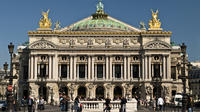 Paris 2-Hour Opera Garnier and Galeries Lafayette Private Tour