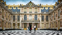 Versailles Tour Including Palace Gardens and Trianon