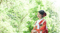 High-Quality Kimono Makeover and Photo Session Experience
