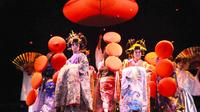 Oiran Show with Dinner at Roppongi Kaguwa Theater