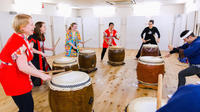 Private Japanese Taiko Drum Lessons in Tokyo
