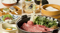Tokyo Robot Cabaret Show Including Wagyu Beef and Tofu Dinner