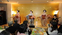 Traditional Maiko Performance in Kyoto