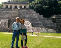 Agua Azul, Misol Hà Waterfalls and Palenque Ruins Tour