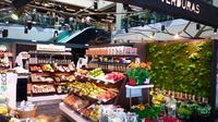 Tour Spain's Biggest Fresh Market and Eat Tapas