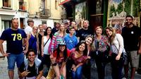 Madrid Tapas and Mysteries Walking Tour with Private Option and Pub Crawl