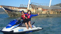 Single or Twin Airlie Beach Jet Ski Tour Including Pioneer Bay, Airlie Beach Jet Boating & Jet Skiing