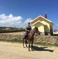 Aruba Horseback Riding Tour to Alto Vista Chapel image 1