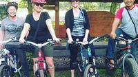Private Tour: Full-Day Yogyakarta Village Tour by Bicycle