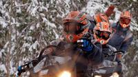 Lapland Snowmobile Safari from Rovaniemi