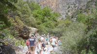 Aposelemis Gorge Walk in Crete