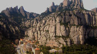 Historical Montserrat Guided Hiking Day Tour from Barcelona