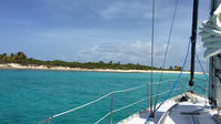 Sunset Sail and Snorkel Adventure from San Juan