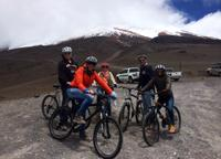 Full Day Hike and Bike Cotopaxi National Park from Quito