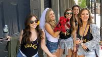 Love Gone Bad: New Orleans Bridal Party Tour