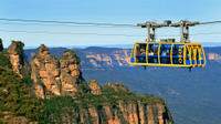 Small-Group Blue Mountains Day Trip Including Sydney Olympic Park, Featherdale Wildlife Park and Scenic World, Sydney City Tours and Sightseeing