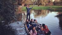 45-Minute Shared Punting Tour in Cambridge