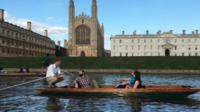 Private Cambridge Punting Tour