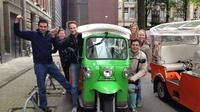 Small-Group Sightseeing Tour by Tuk Tuk in Amsterdam