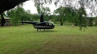 Hunter Valley Bubbly Breakfast Helicopter Tour from Cessnock