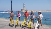 Private Tour: Taste of Crete with Trikke Ride