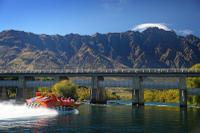 Lake Wakatipu and Kawarau River Jet Boat Ride, Queenstown Water Activities