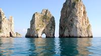 Small-Group Capri Island Day Tour by Boat from Sorrento