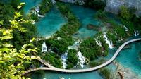 Natural Plitvice Lakes National Park Private day Trip from Split