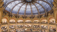 Viator Exclusive: Galeries Lafayette Shopping with Concierge Lounge Access, Macarons and Champagne