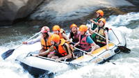 Full Day Lisu Lodge Hill Tribe Soft Adventure Experience with Rafting and Biking Tours