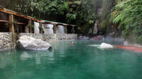 Fuentes Georginas Hot Springs from Quetzaltenango