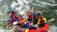 Family-Friendly Whitewater Rafting