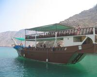 Musandam Dibba Day Trip from Dubai Including Dhow Cruise