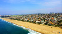 Private Helicopter Tour over Los Angeles Shoreline from Long Beach