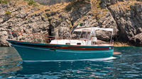 Full-day Private Amalfi Coast Cruise from Positano