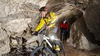 Biking in Underground Mines from Bled